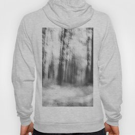 Lost in the woods - abstract infrared photograph Hoody