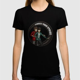 Widen Your Stance T-shirt
