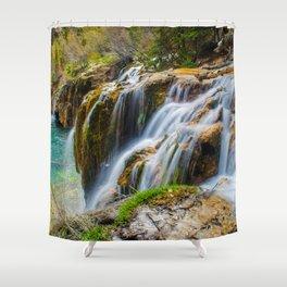 Hanging Lake Shower Curtain