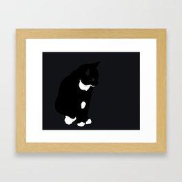 Introvert Framed Art Print