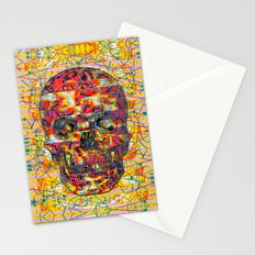 Ticket to Ride (1R) Stationery Cards