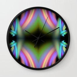 Digital imaginations Wall Clock