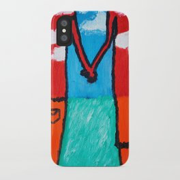 Togetherness 1 iPhone Case
