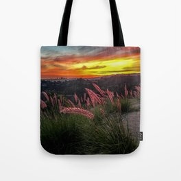 Wisping Tote Bag