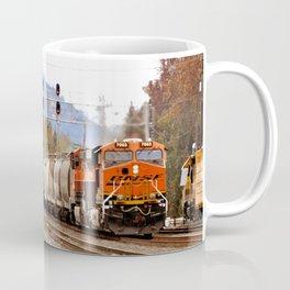 TRAIN YARD Coffee Mug