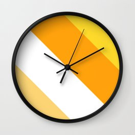 Tropical #3 Wall Clock