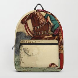 Medieval Romance Backpack