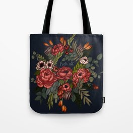 To Whomever it May Concern: Fuck Off Tote Bag