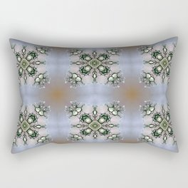 Garden pattern Rectangular Pillow