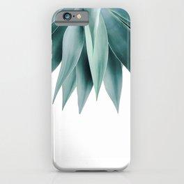Agave fringe iPhone Case