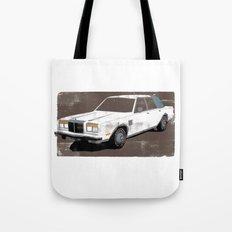 Chrysler New Yorker Tote Bag