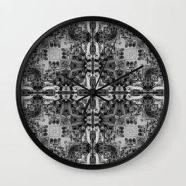 Palazzo Photographic Pattern Wall Clock