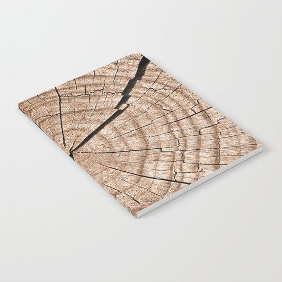 Tree Trunk Notebook
