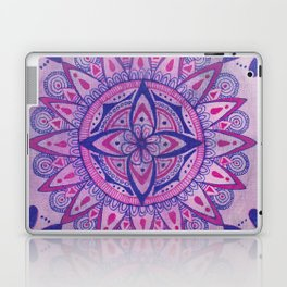 Simpe Purpe Manala Laptop & iPad Skin