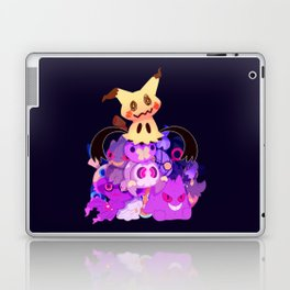 Spooky Dolls Laptop & iPad Skin
