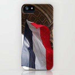 Triomphe iPhone Case