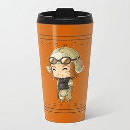 Chibi Heihachi Travel Mug