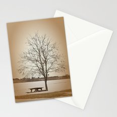 Winter Silence Stationery Cards