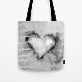 Love Unfolding No.26K by Kathy Morton Stanion Tote Bag