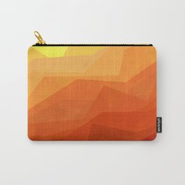 Stratum 3 Orange Carry-All Pouch