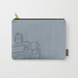 Soundwave G1 blue Carry-All Pouch