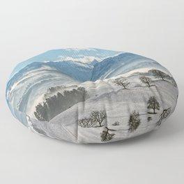 Switzerland, Neuheim Floor Pillow