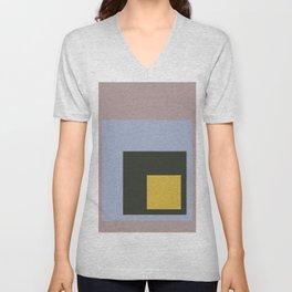 Color Ensemble No. 9 Unisex V-Neck