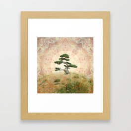 Bansai Framed Art Print