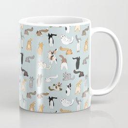 Cat Butts Coffee Mug