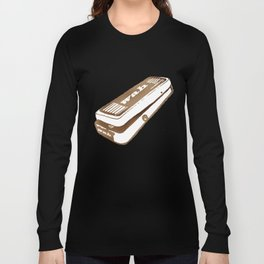 Wah Pedal Long Sleeve T-shirt