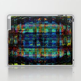 """""""Conical Weaver Vapour Grid"""" Laptop & iPad Skin"""
