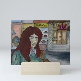 Dafne Foscolano Mini Art Print