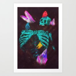 The Aviary Art Print