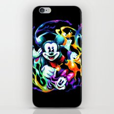 Massive Color iPhone & iPod Skin