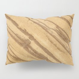 Divida Wood Pillow Sham