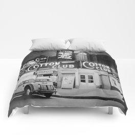 African American Harlem Renaissance Cotton Club Jazz Age Photograph Comforters