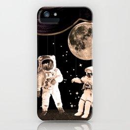 NASA [Astronaut] Puppets iPhone Case