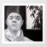 No. 11 Art Print
