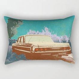 EVENING EXPLOSION Rectangular Pillow
