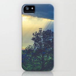 Dream of Mortal Bliss iPhone Case