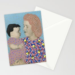 Telepathic Understanding Stationery Cards