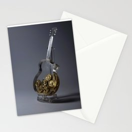 fame, success and music Stationery Cards