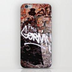 Jack the Ripper iPhone & iPod Skin