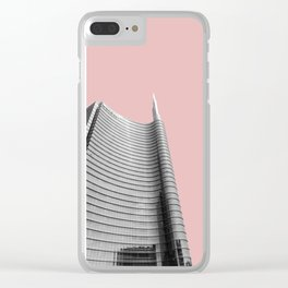 Unicredit Tower Clear iPhone Case