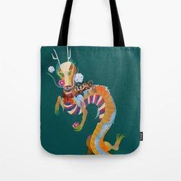 Dragonboat Tote Bag