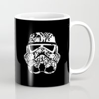 gta Mugs featuring Trooper by eARTh