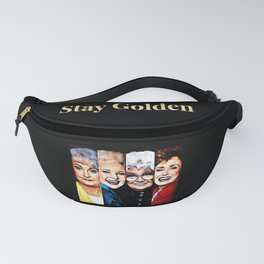Stay Golden Fanny Pack