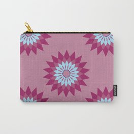 Cranberry Pattern Carry-All Pouch