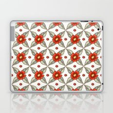 Guild of flowers and leaves Laptop & iPad Skin