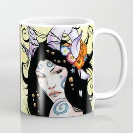 Flora & Fawn Coffee Mug